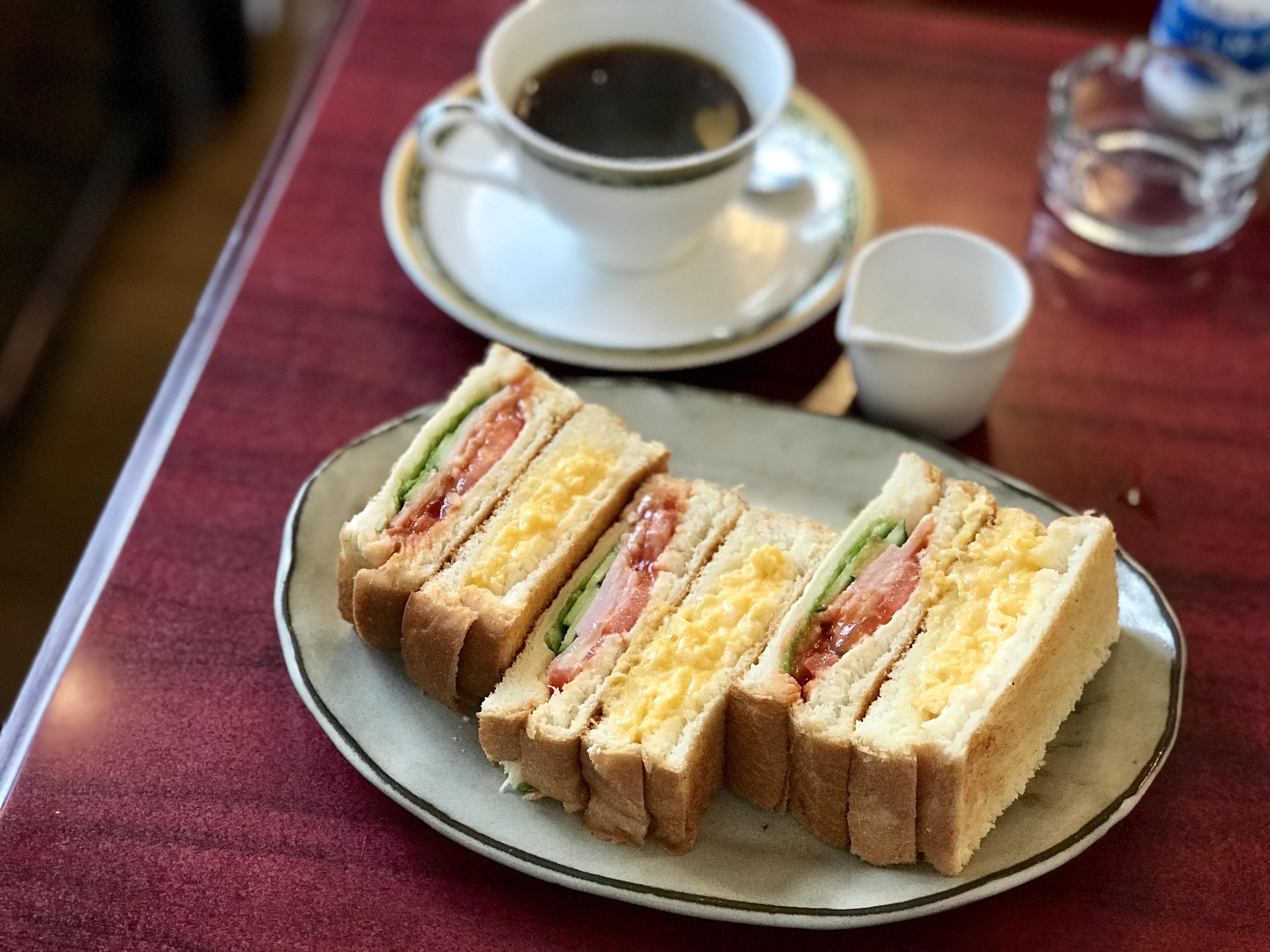煉瓦喫茶店1