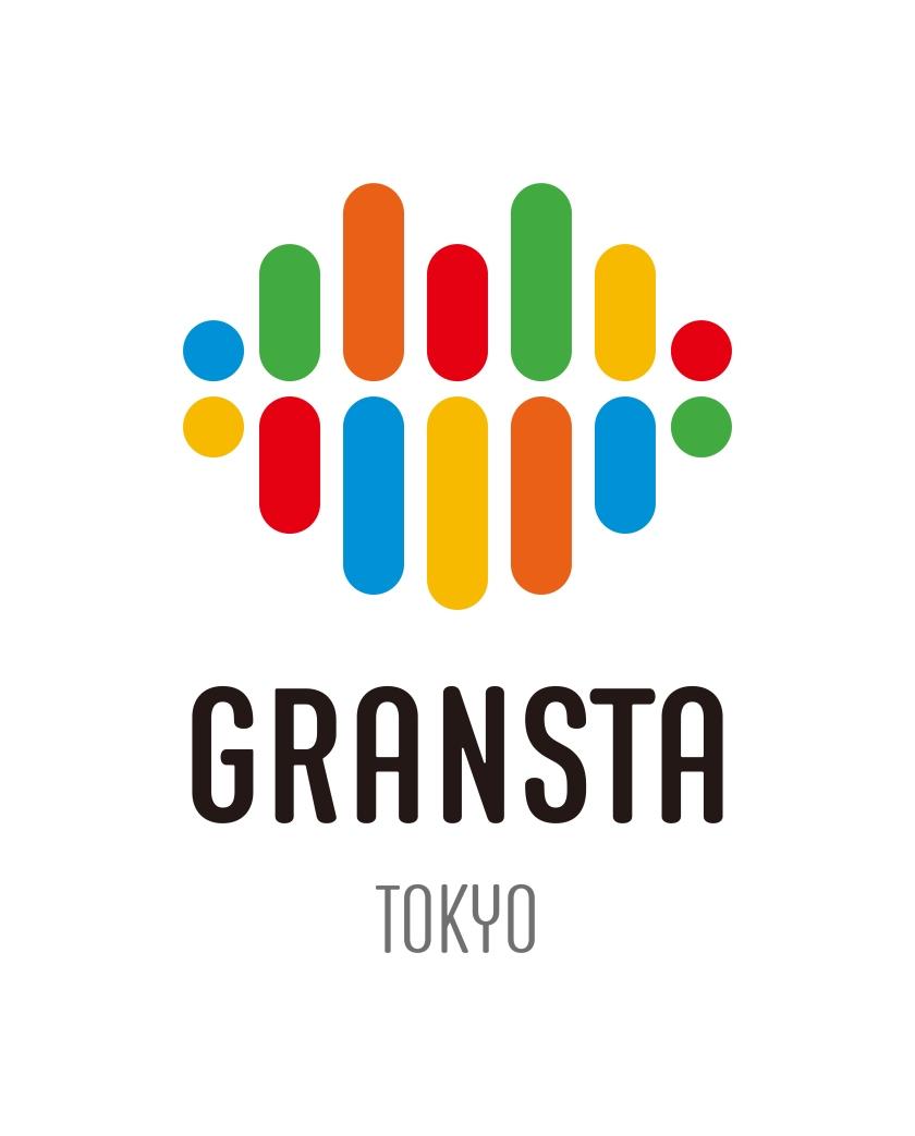 グランスタ東京ロゴ
